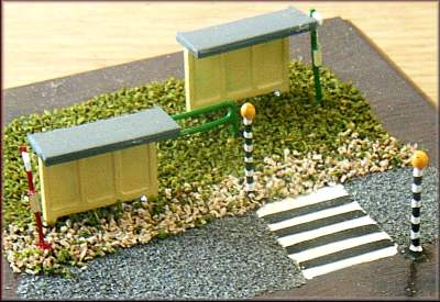 A040 Bus Stops