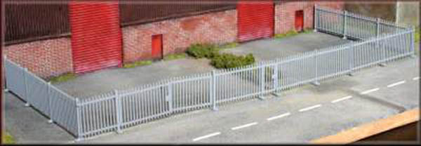 PM121 Security Fencing